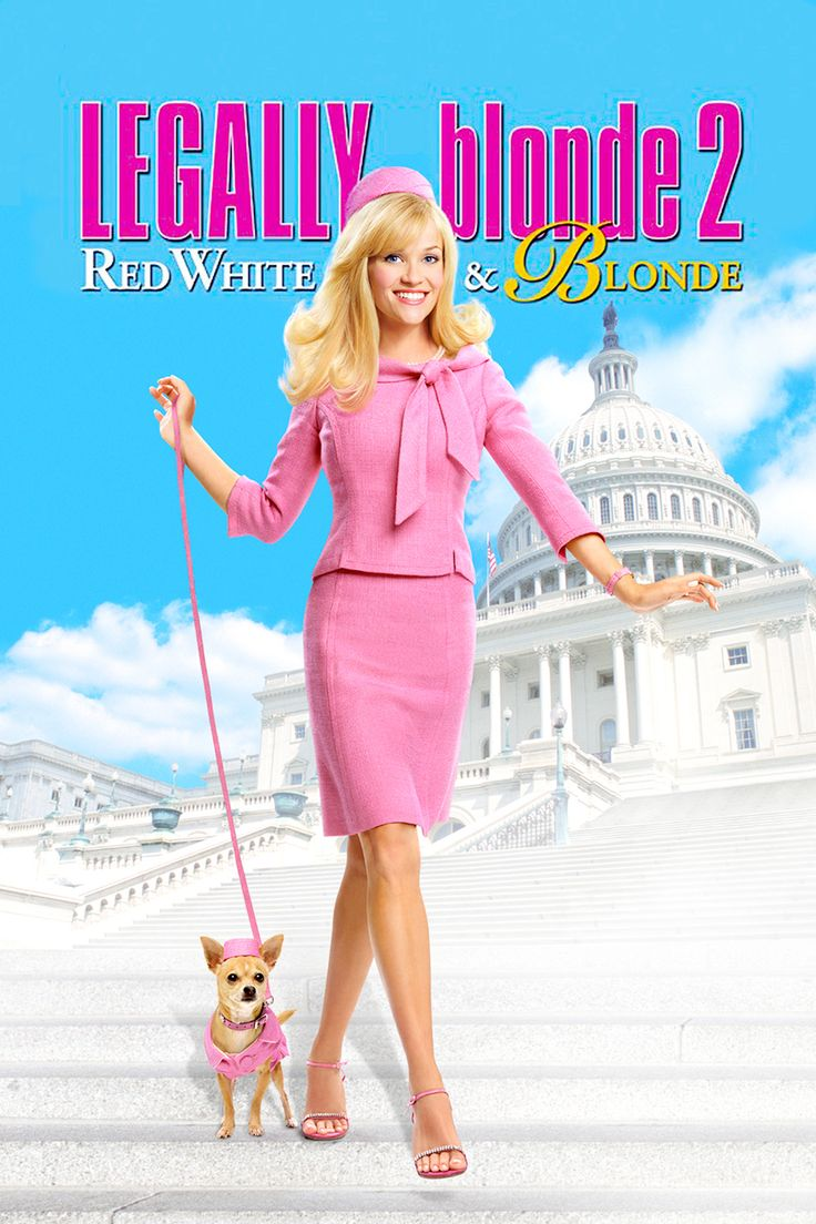Legally Blonde 2: Red White & Blonde Full Movie. Click Image to watch Legally Blonde 2: Red White & Blonde (2003)