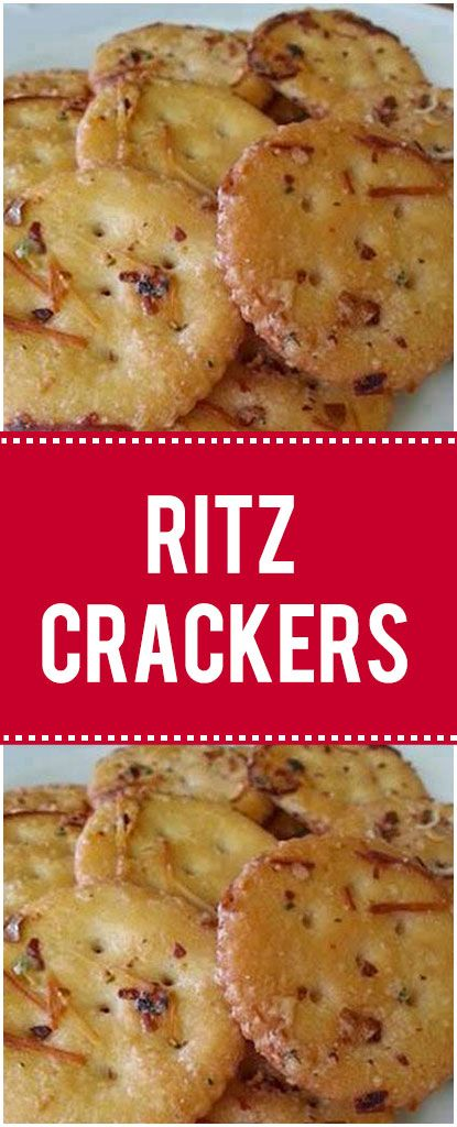 Ritz Crackers – Quick Family Recipes