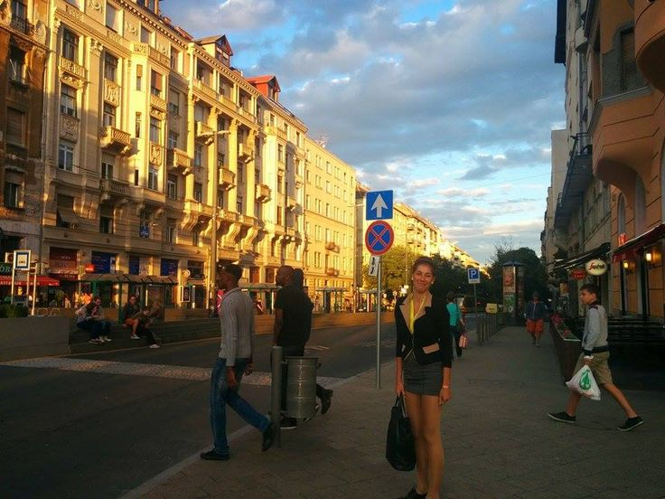 Budapest & sunshine :)