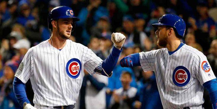 Kris Bryant sigue haciendo historia con los Cubs de Chicago
