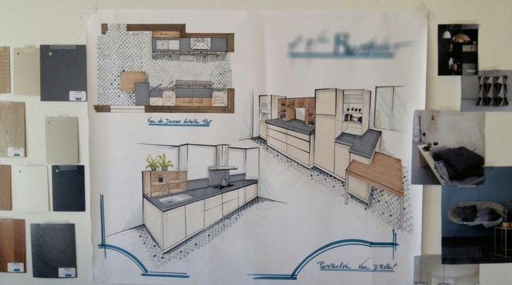 Interior Design Amenagement Cuisine Plan Amenagement Une Cuisine A Gelos Art Interieur Amenagement Meuble Salle De Bain Meuble Sous Vasque Design