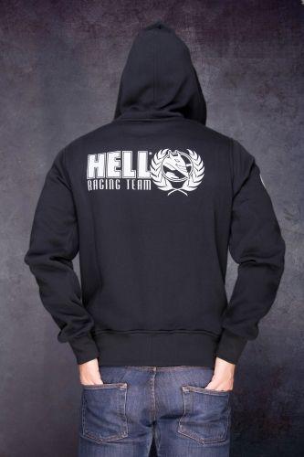 HRT Hoodie Back in Black