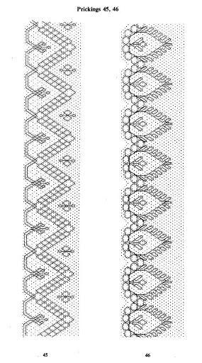 Bucks point lace patterns 50 patterns - lini diaz - Веб-альбомы Picasa