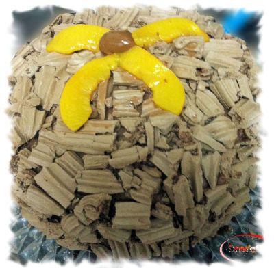Postre Chaja de Chocolate ♥ קינוח ציחה שוקולד