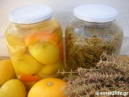 Αρωματισμένο ξύδι με βότανα, άνθη και εσπεριδοειδή: Μέθοδοι Παρασκευής – Ιδιότητες  www.enter2life.gr