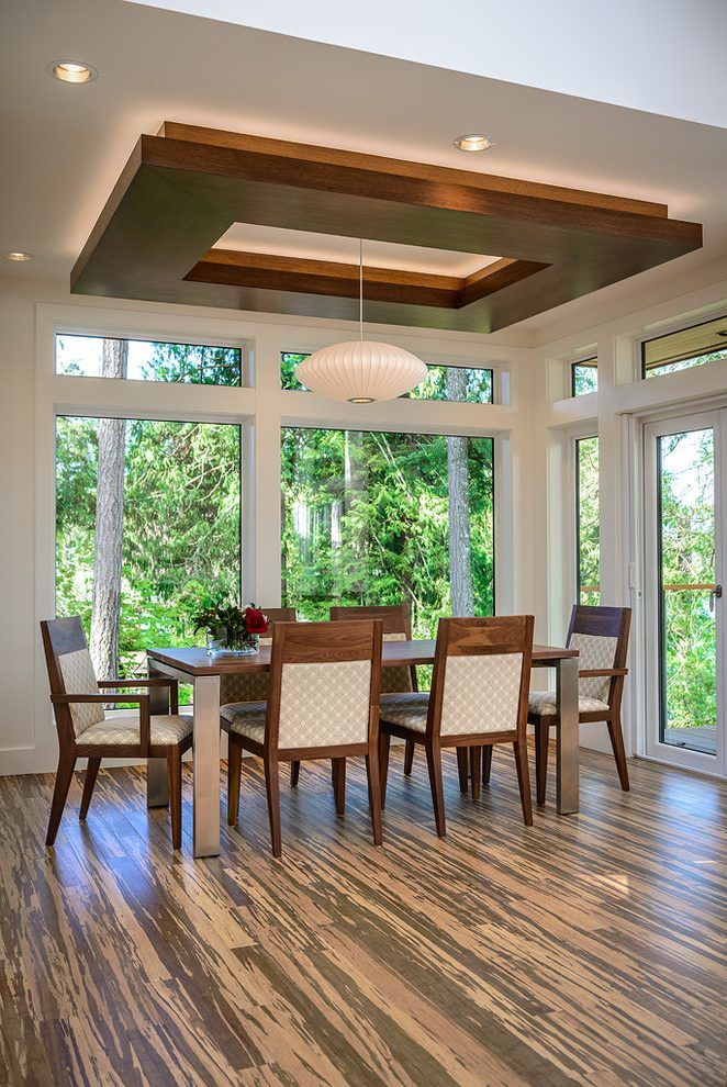 interesting living room | Image result for interesting ceilings | Dining room ...