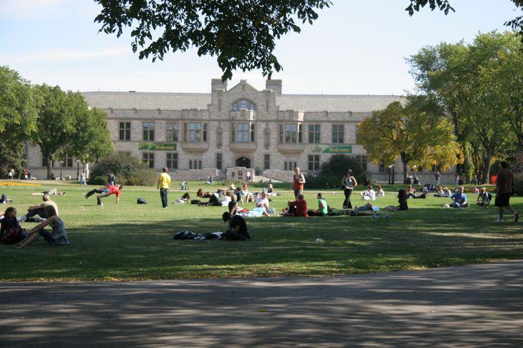 My Alma Mater - University of Saskatchewan, Saskatoon, SK