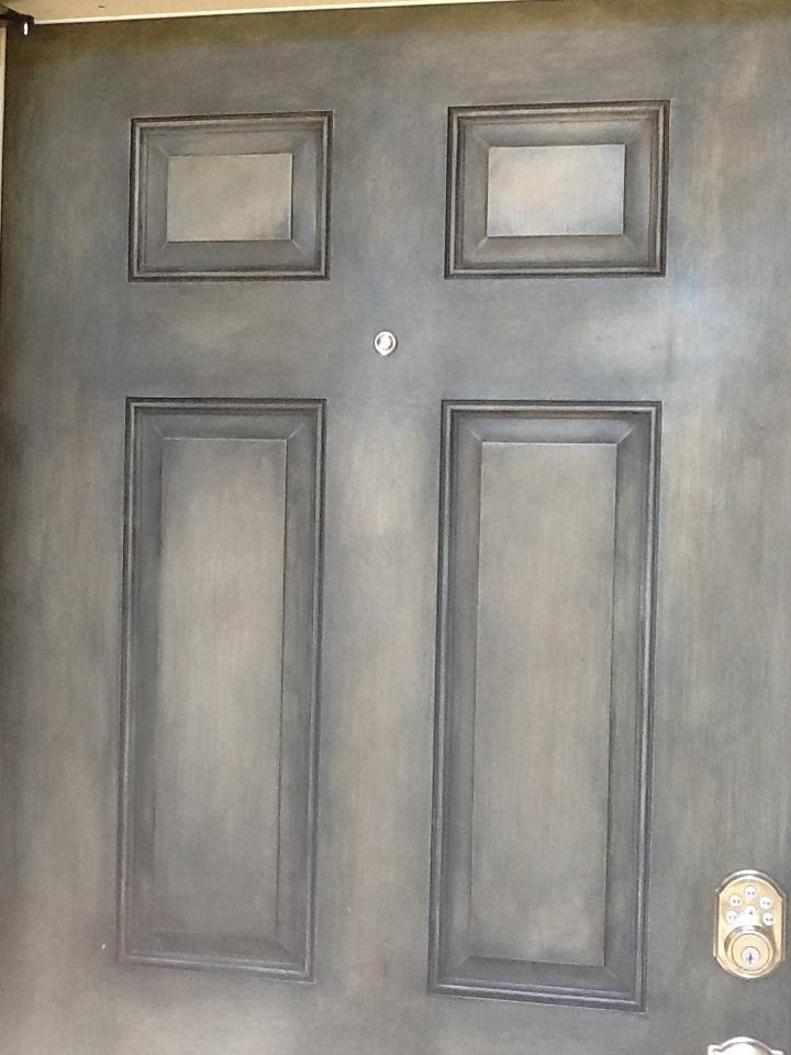 37 best images about chalk paint ideas on pinterest for Chalk paint door