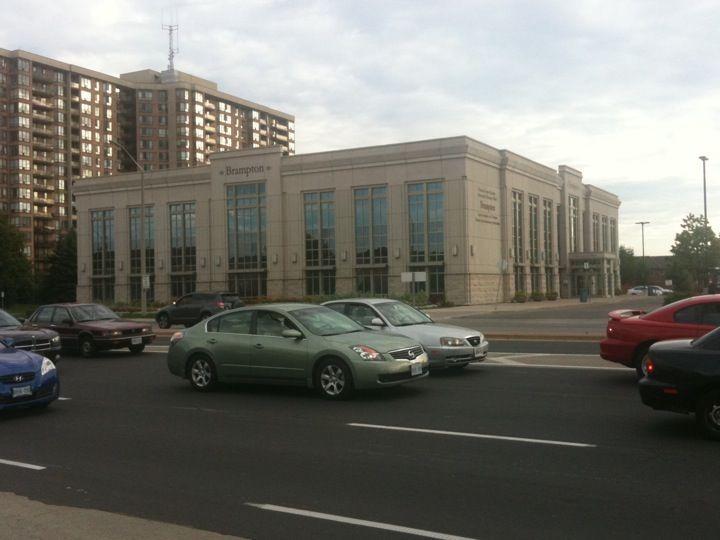 Brampton Ontario Court Of Justice in Brampton, ON