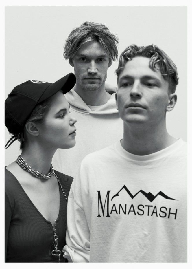 Off Bloom are the Nordic pop trio at the vanguard of Denmark's rising music scene