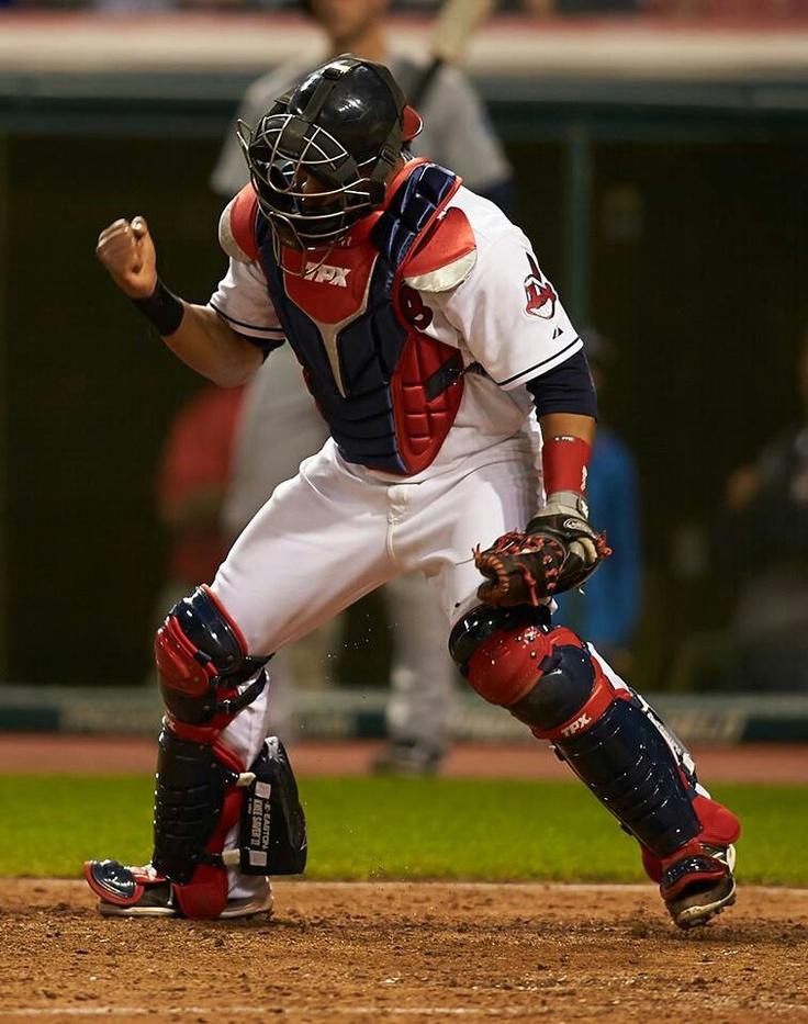 Carlos Santana Cleveland indians, Mlb american league
