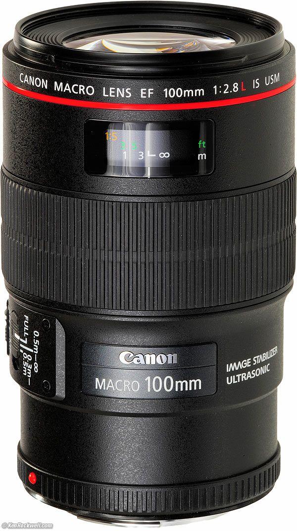Canon 100mm F 2 8 Is L Macro Macro Lens Canon Macro Lens Canon Lens