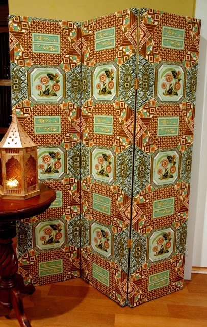 A cheap DIY room divider!Dividers Difference Fabrics, Decor Crafts, Antiques Room, Crafts Ideas, Cheap Room Dividers Diy, Diy Plans, Recycle Crafts, Cheap Diy Room Dividers, Large Canvases