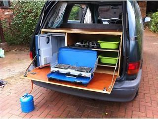 removable kitchen box Zen Adventure Previa Campers Page - Kitchens