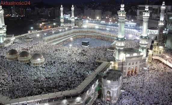 Atak na Wielki Meczet. Iran oferuje pomoc