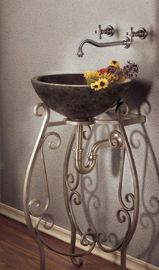 21 Best Cool Bathroom Sinks Images On Pinterest Bathroom