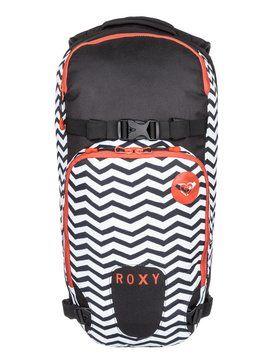 roxy, Tribute Snowboard Backpack, Anthracite-4 (kvj4)