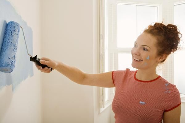 How to Paint Particle Board Walls