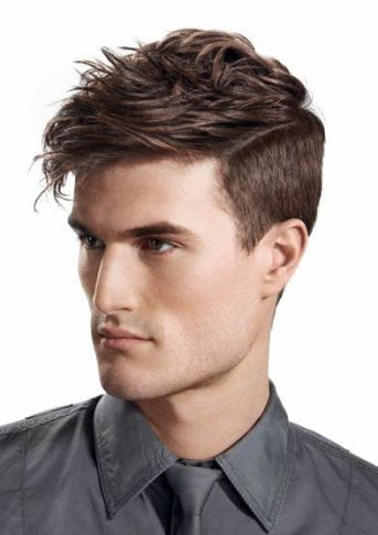 Trend model potongan rambut pria terbaru kekinian