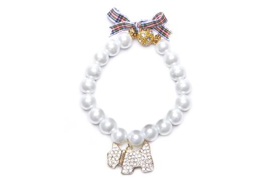 Cute Pooch bracelet - Ivory