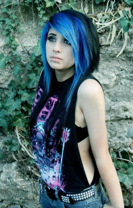 Pin By Emily On Hair Love 161 In 2019 Emo Scene Hair
