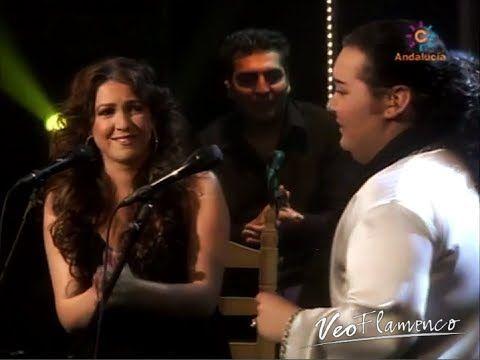 "Impresionante duo... Niña Pastori y Falete cantan ""Valgame Dios"" | VEOFL..."