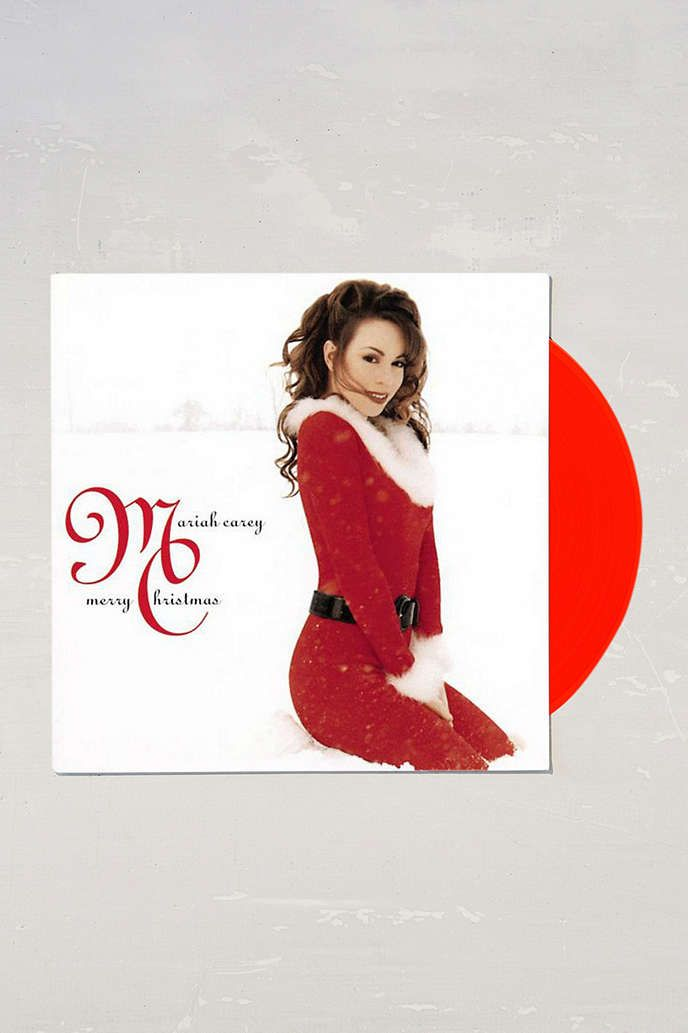 Mariah Carey - Merry Christmas LP - Urban Outfitters
