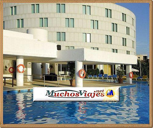 Oferta de hoteles en SEVILLAhotelbarcelorenacimientosevilla004✯ -Reservas: http://muchosviajes.net/oferta-hoteles