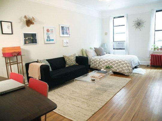 161 best Small Space Apartments images on Pinterest | Apartment ...