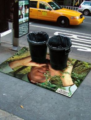 "The Nature Conservancy / ""Keep the environment clean."" 환경을 지키는 파수꾼이 됩시다."""