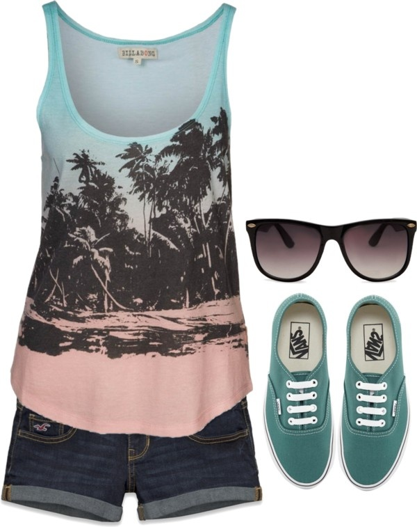 """""""Spring Break"""" by cl-sugar on Polyvore"""