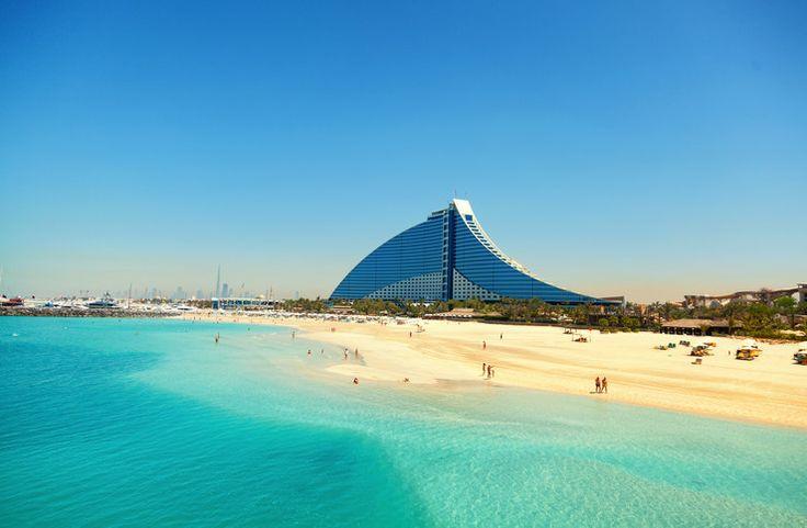 plaża Jumeirah w Dubaju