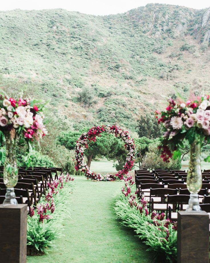 Country Wedding Altar Ideas: 35 Altar And Aisle Decorations We Love