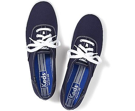 Keds Champion Originals.  These would look good too!!!☺☺☺