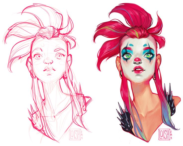 Character Design Session : Best images about loish on pinterest sketching
