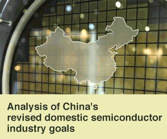 Foxconn boosting automated production in China - Analysis of China revised domestic semiconductor industry goals