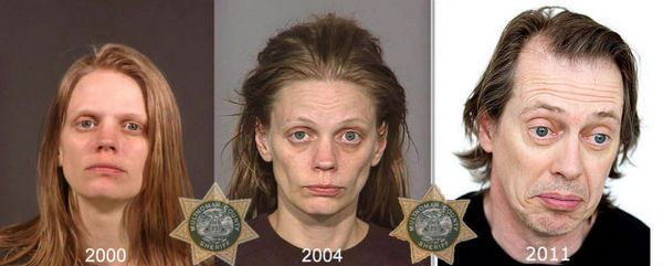 celebrity faces of meth