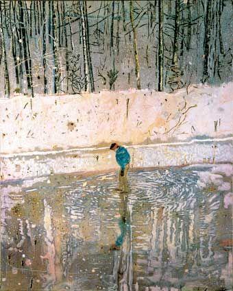 Blotter-Peter Doig