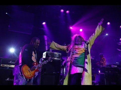 GEORGE CLINTON and FUNKADELIC at montreux Part 1 - Maggot Brain