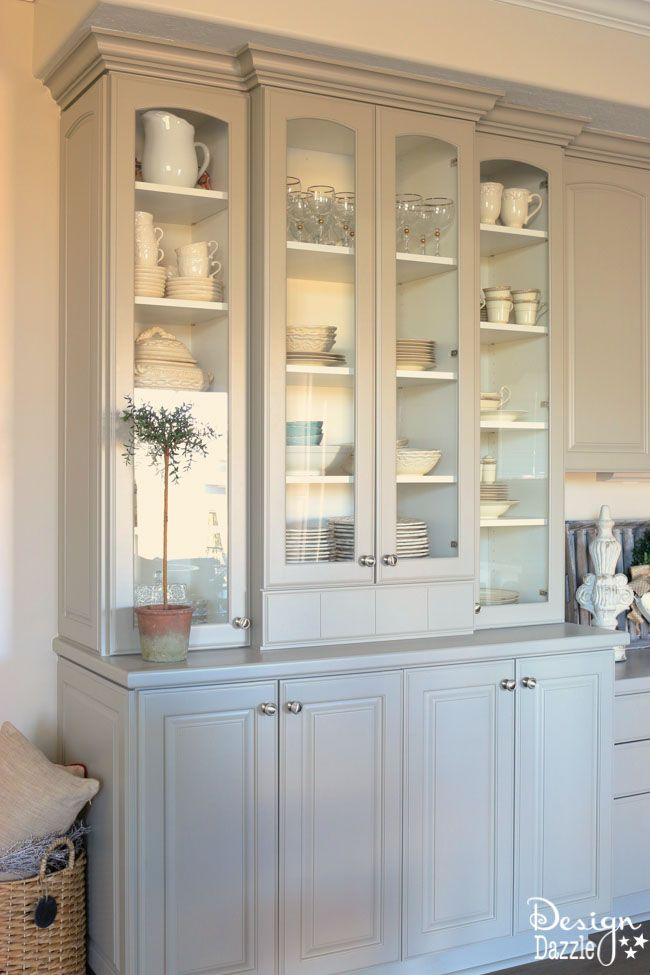 25 best ideas about china cabinet makeovers on pinterest for Best chinese kitchen cabinets