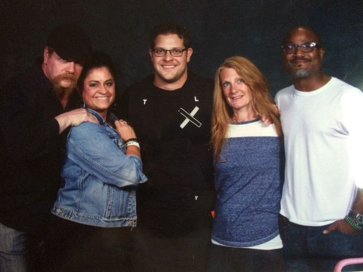 Cudlitz, Jeremy Palio, Seth Gilliam