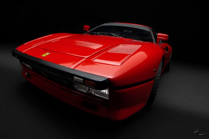 red 288 GTO