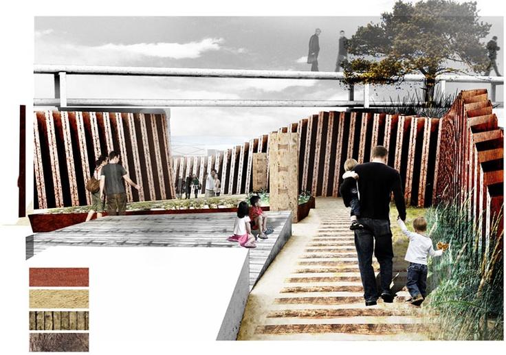 Reclaiming the Shoreline: Redefining Indiana's Lake Michigan Coast | Landscape Urbanism