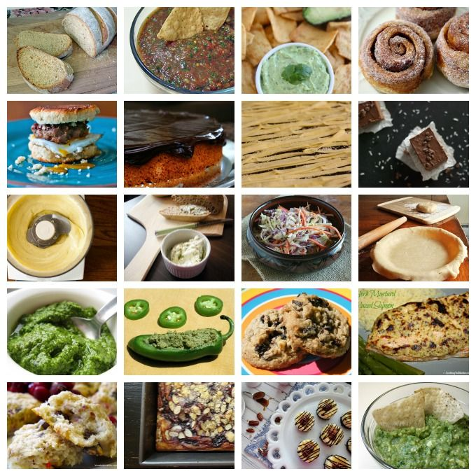 The Food Processor: 13 Ways to Use It & 20 Recipes to Prove It