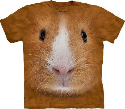 The Mountain - Koszulka Guinea Pig Face - www.veoveo.pl