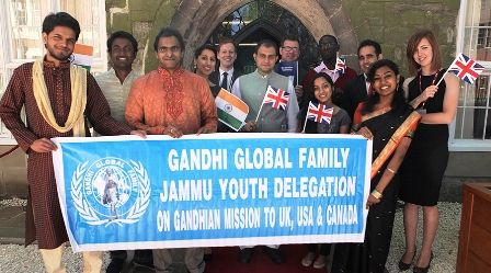 Programme organized in honour of Jammu Youth delegates of GGF at UK - Scoop News Jammu Kashmir