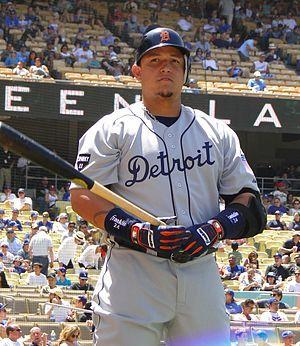 Detroit Tiger, Miguel Cabrera