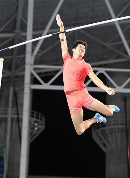 棒高跳び・荻田大樹の失敗の瞬間をとらえた「ハプニング」映像、欧米などで視聴回数888万回以上/リオ五輪 #リオ五輪