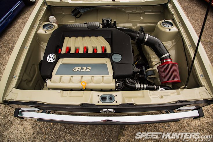 mk1 golf r32 , not a big fan of cone filters but this looks neat!