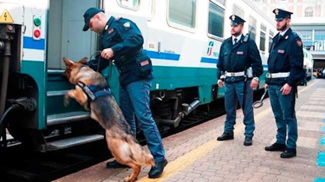 Anno impegnativo per la Polizia Ferroviaria il 2016. Ecco il bilancio degli interventi a livello regionale - Ossola24